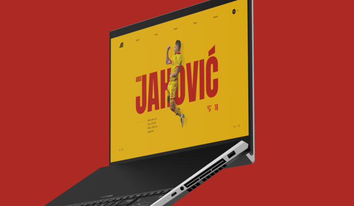 Adis Jahovic Official Website